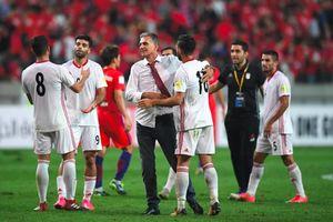 جشن صعود تیم ملی به جام جهانی برگزار می شود
