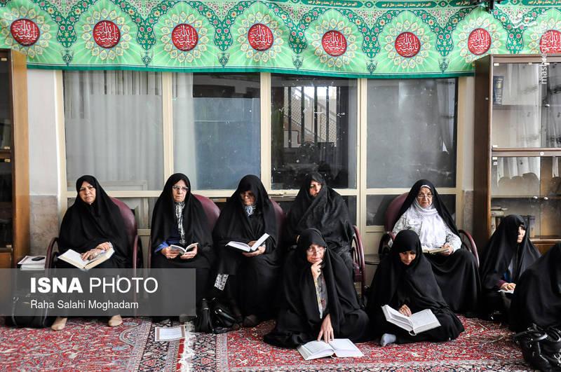 مراسم دعای عرفه در بیرجند
