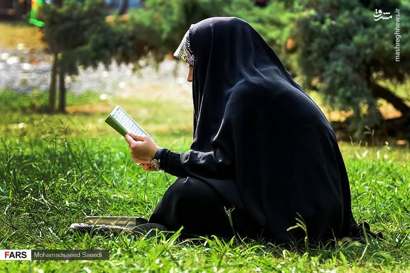 مراسم دعای عرفه در رشت