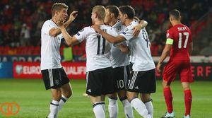 فیلم/ خلاصه دیدار جمهوری چک 1 - 2 آلمان