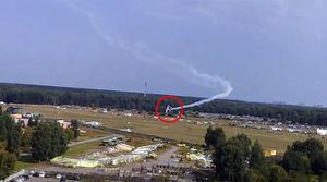 ۲ کشته در پی سقوط هواپیما د مسکو