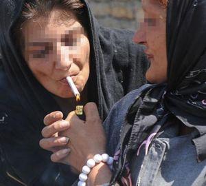 تهران چند زن معتاد خیابانی دارد؟