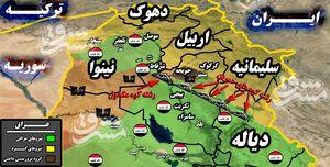 صلاح الدین از اشغال خونین تا آزادی تاریخی/ سردار سلیمانی و پهپادهای ابابیل چگونه سپاه ابرهه را در تکریت به زانو درآوردند؟ + نقشه میدانی و تصاویر