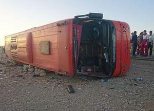 فیلم/ تشییع دانشآموزان حادثه داراب
