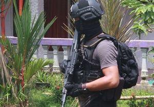 حمله به سفارت میانمار در اندونزی