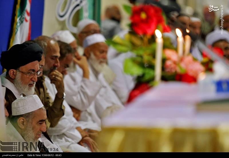 یادبود شهدای منا در محل بعثه مقام معظم رهبری