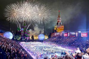 جشنواره بین المللی موسیقی نظامی در مسکو
