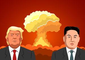 ترامپ در مقابل کرهشمالی کوتاه آمد