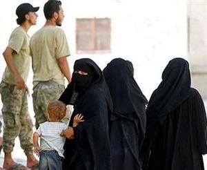 پیش از عملیات «تدمر»  سه هفته در یک منطقه تفریحی لذت بردیم/ مراحل ازدواج یک جوان داعشی