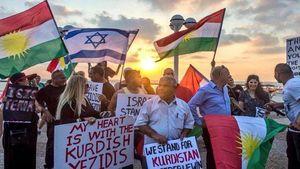 کردستان و اسرائیل