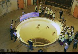عکس/ اولین بازدید خبرنگاران از راکتور آب سنگین اراک