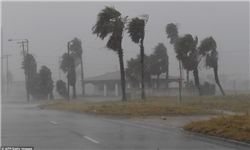 تشدید توفان «ایرما»