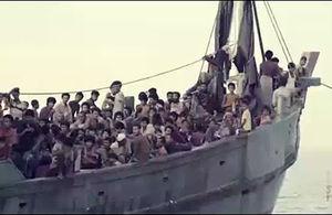 فیلم/ کشتار مسلمانان در میانمار