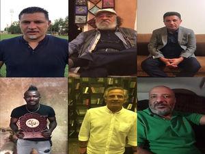 فیلم/ تبریک عید غدیر توسط فوتبالیست ها و هنرمندان
