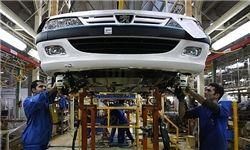 تخلف خودروسازان از مصوبه بانک مرکزی +سند