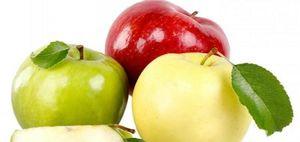 سیب سبز بخوریم یا زرد؟