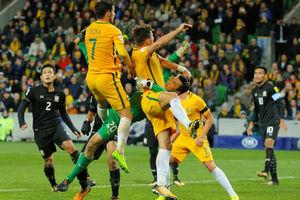 برد پرگل استرالیا و ژاپن در انتخابی جام جهانی