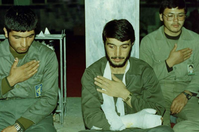 سردار شهید «محمود کاوه»