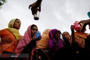 فرار مسلمان روهینگیا از میانمار