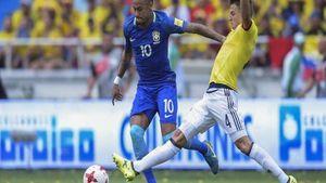 فیلم/ خلاصه دیدار کلمبیا 1 - 1 برزیل