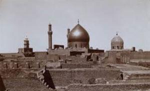 تصاویر قدیمی از حرم امامین عسکریین(ع)