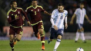 فیلم/ خلاصه دیدار آرژانتین 1-1 ونزوئلا