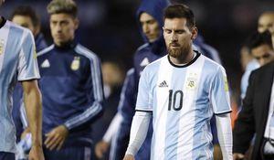 حمله شدید رسانههای آرژانتین به مسی