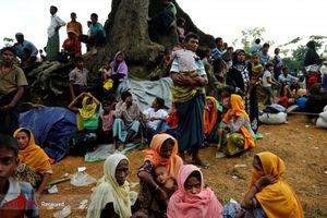 شمار آوارگان مسلمان میانماری در بنگلادش به ۱۴۶ هزار نفر رسید