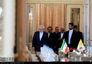 عکس/ دیدار وزیر امور خارجه واتیکان با ظریف