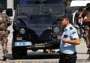 پلیس ترکیه یک بمبگذار انتحاری را کشت,