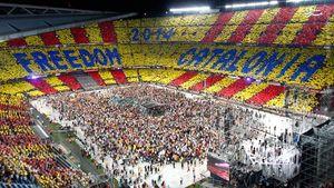 جدایی کاتالونیا از اسپانیا و خداحافظی لالیگا با بارسا؟
