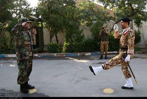 عکس/ سفر فرمانده نیرویزمینی ارتش به بجنورد