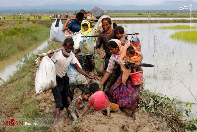 2042229 - بحران میانمار زمینهساز اتحاد مسلمین به رهبری ایران و ترکیه/ فتنهگر اصلی در این میانمار انگلیس است