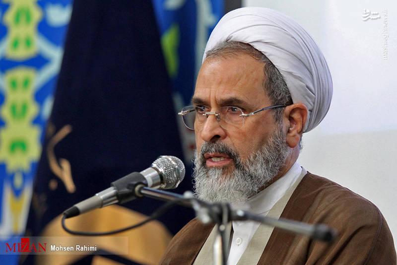 مراسم عمامه گذاری طلاب غیر ایرانی در مشهد