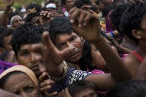 سازمان ملل: کشتههای مسلمانان روهینگیا بیش از 1000 نفر است
