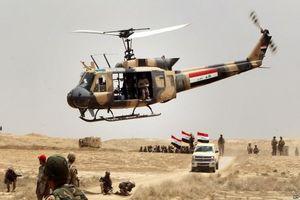 آمادگی نیروهای عراق برای آزادسازی القائم در الانبار