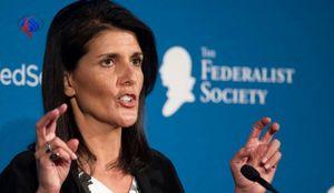 نیکی هیلی: ایران، کره شمالی دوم میشود
