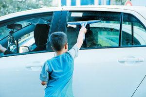 با مدارک هویتی «کودک کار» خود را تحویل بگیرید
