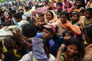 """کمپین """"سکوت انسانیت""""در حمایت از  مسلمانان میانمار"""