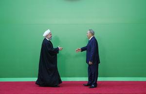 عکس/ حضور روحانی در اجلاس سران سازمان همکاری اسلامی