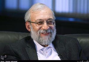 جواد لاریجانی: مکانیزم ماشه، تهدید بد و زشتی است