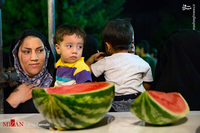 پخت سمنو در روز عید غدیر