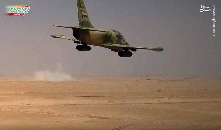 محاصره فرودگاه دیرالزور شکسته شد