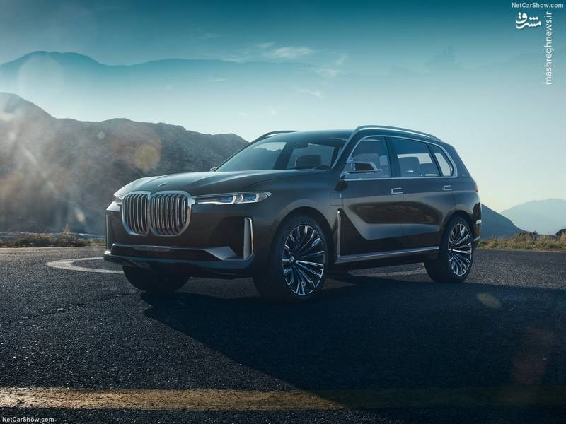 BMW X7 iPerformance Concept (2017)