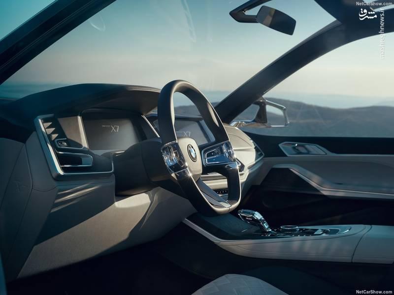 BMW X7 iPerformance Concept (2017)
