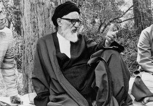 فیلم/ نظر آیت الله طالقانی درباره حجاب