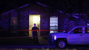 اولین تصاویر از تیراندازی خونین در تگزاس