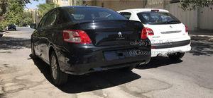 عکس/ رونمایی از پژوی جدید ایران خودرو