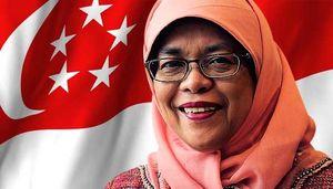 رئیس جمهور سنگاپور