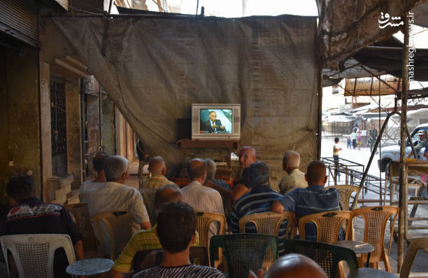 تصاویر جدید از دیرالزور سوریه